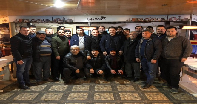 CHP'li gençler Beçin'de buluştu