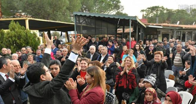 Barış Saylak: CHP benden korktu