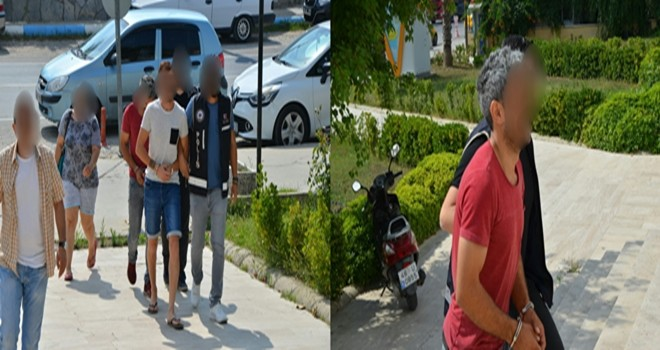 Torbacılar Bonzai ile yakalandı…