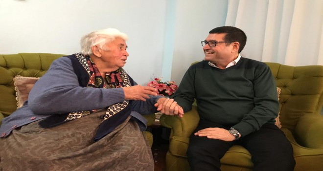 Saylak'tan Muğla'nın ilk kadın seçilmişlerine ziyaret