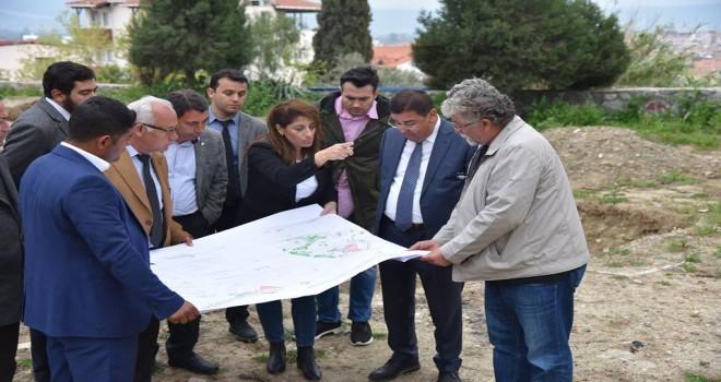Tokat'tan yeni park projeleri...
