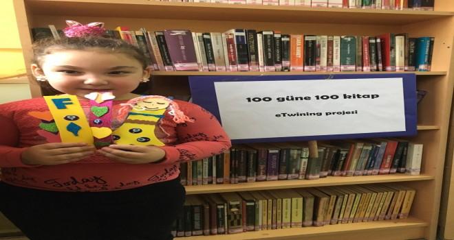 100 GÜNDE 100 KİTAP