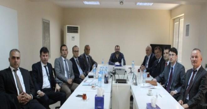 Ticaret Bakanlığı, MİTSO üyelerinin sorunlarını dinledi