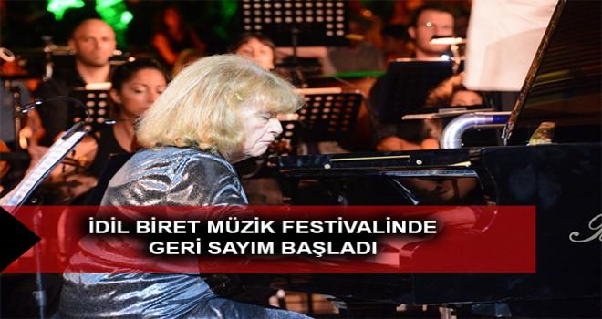 İDİL BİRET MÜZİK FESTİVALİNDE GERİ SAYIM BAŞLADI