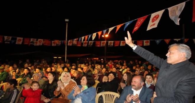 Hıdır'dan Gürün'e: 'PKK'lı vekilleri partine nasıl ortak edersin?'