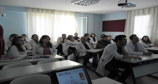 Milas'ta 2023 Eğitim Vizyonu Toplantısı