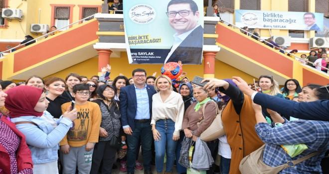 Saylak'tan kadınlara özel etkinlik