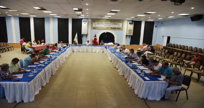 Yılın son toplantısı 7 Aralık'ta