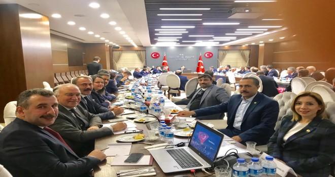 Muğla'nın talepleri Bakan Albayrak'a iletildi