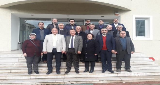 İYİ Parti: Belediye yönetimine talibiz