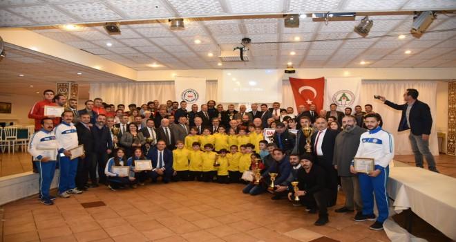 Milas Belediyespor'a ASKF'den ödül