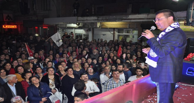 Tokat'tan Saylak'a sert eleştiri