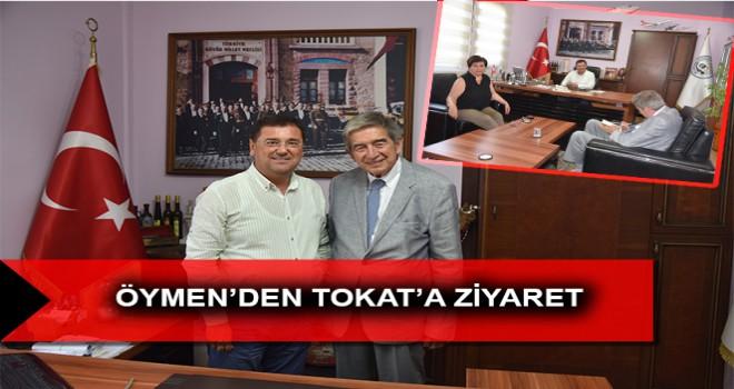 ÖYMEN'DEN TOKAT'A ZİYARET