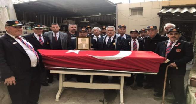 Kore Gazisi Kemal Gök hayatını kaybetti
